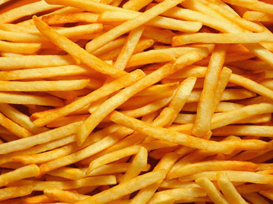 Most Unhealthy Fast Food fries