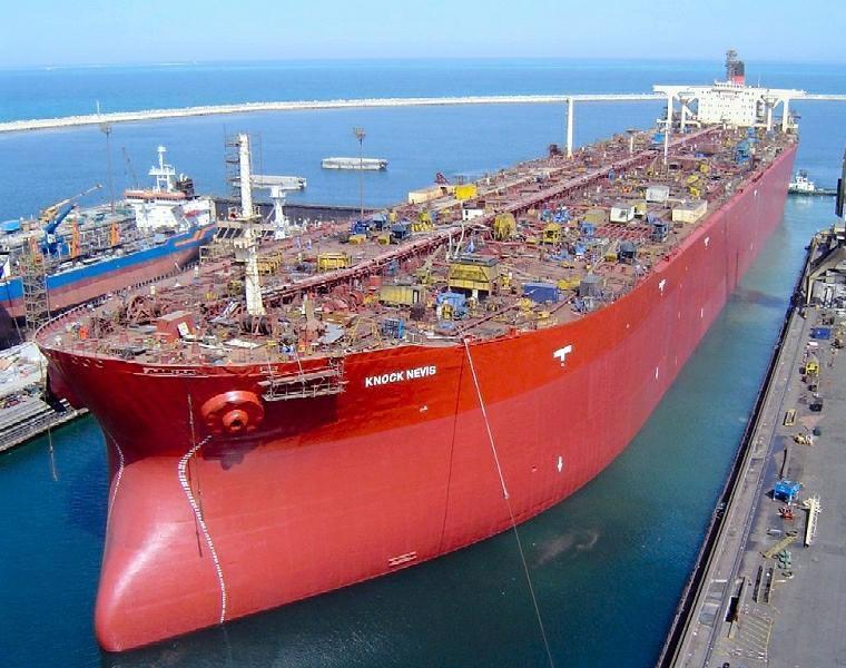 World S Biggest Ship