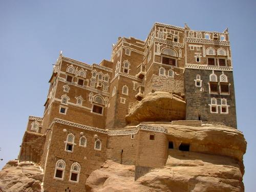 World s most unusual houses dal al hajar house