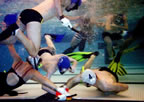 World's Most Unusual Sports Underwater Rugby