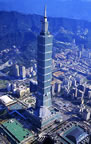 worlds tallest building taipei 101